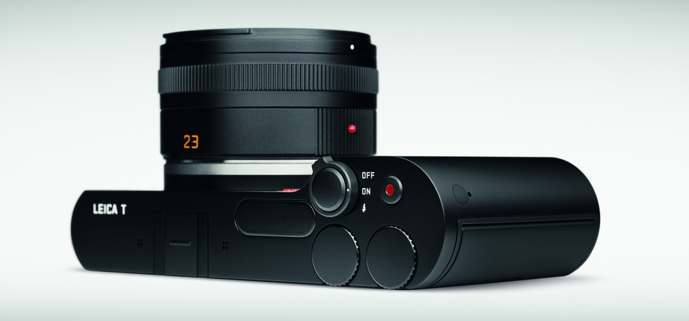 Leica T in black