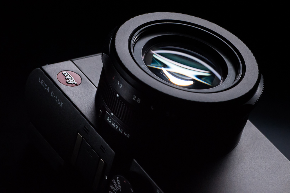 The new Leica D-Lux (typ109)