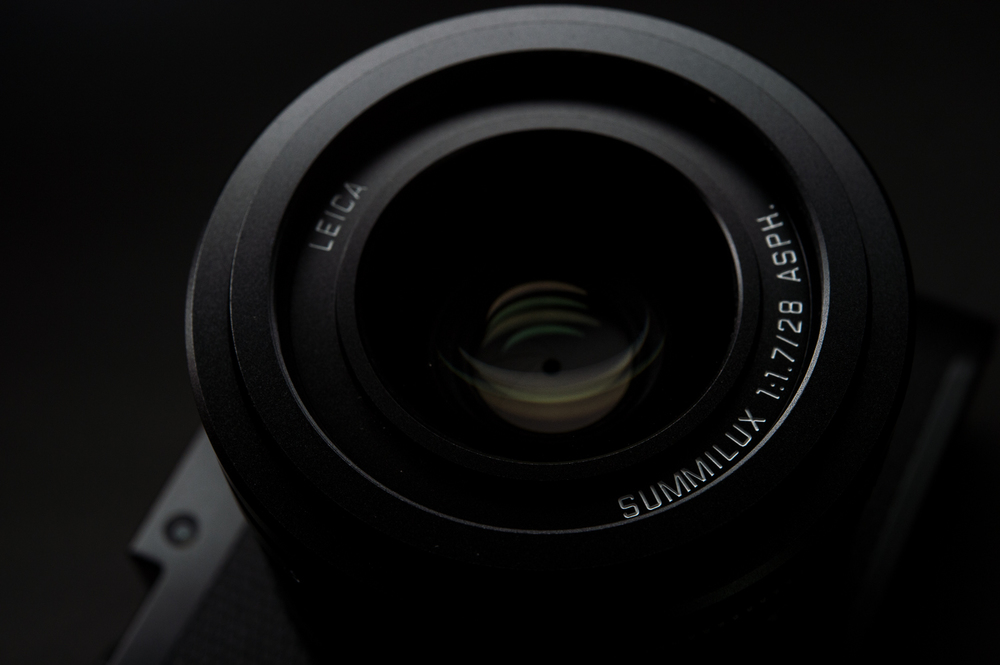 The new Summilux-Q 28mm/1.7 ASPH lens on the Leica Q