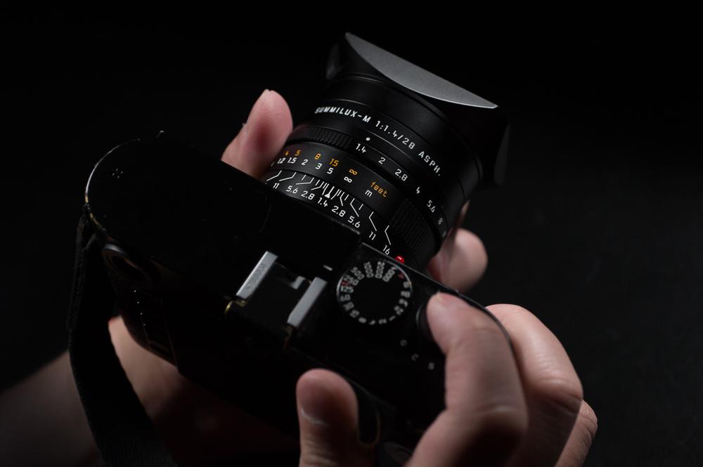 Leica M | Summilux-M 28/1.4 ASPH