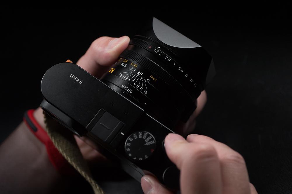 Leica Q | Summilux-M 28/1.7 ASPH