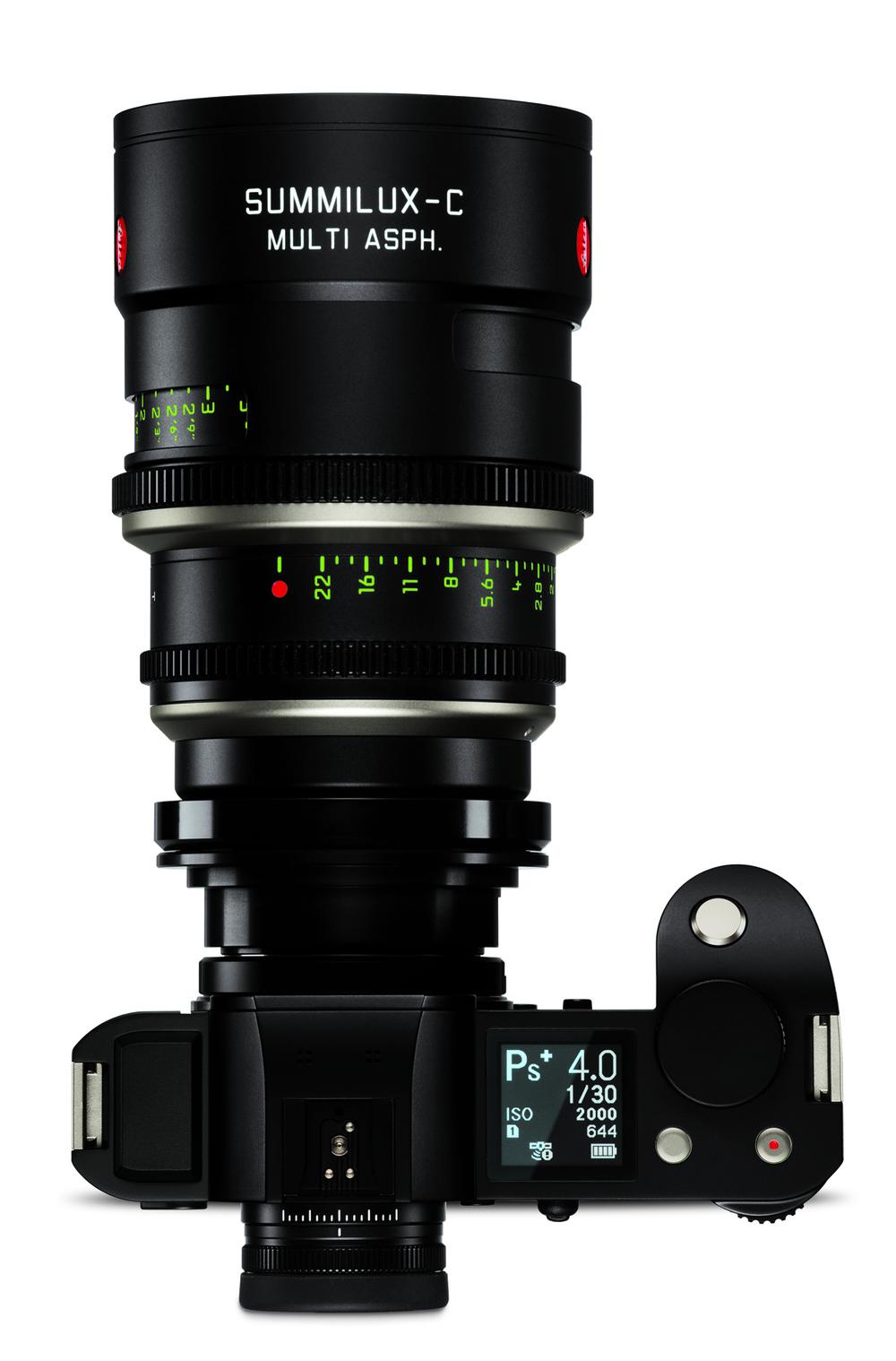 The Leica SL (type 601) Professional Mirrorless Camera ...