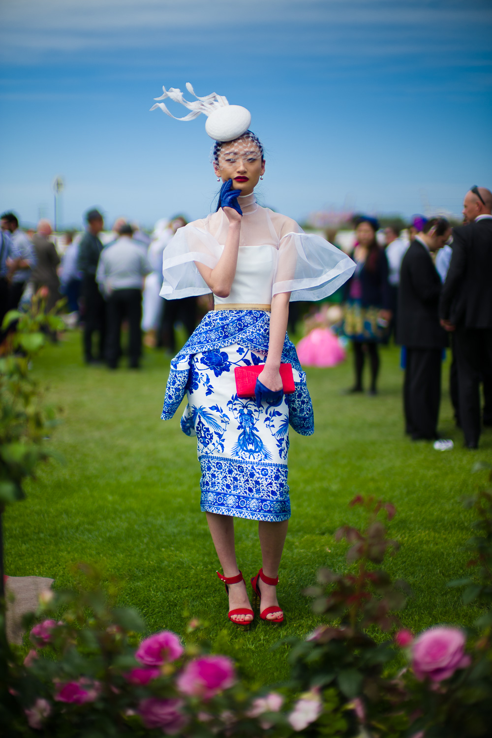 Melbourne Cup 2015 | Leica SL with Noctilux-M 50mm | ISO 50 at f/0.95 for 1/8000sec | Melbourne, Australia