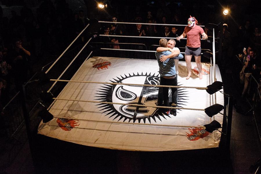 Sock Wrestling Championship