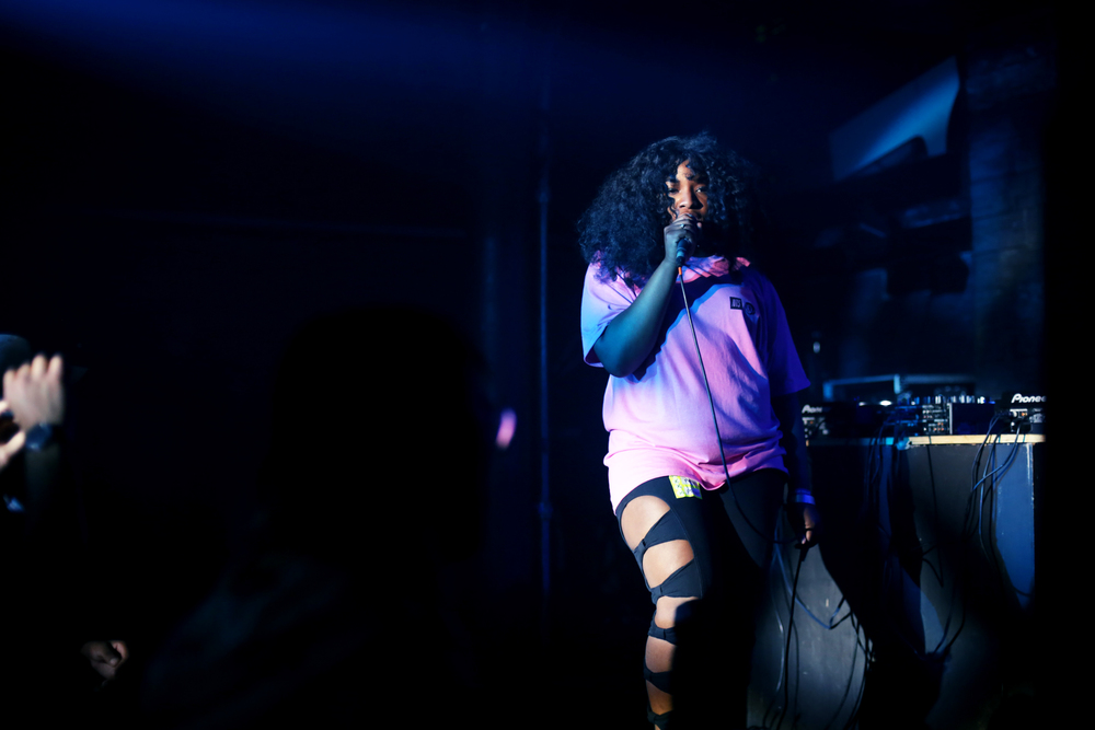 Uniiqu3, one of the best sets of the festival