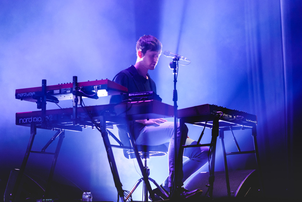 James Blake by Ariel Martini
