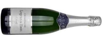 Legras & Hass Grand Cru Blanc de Blanc Champagne