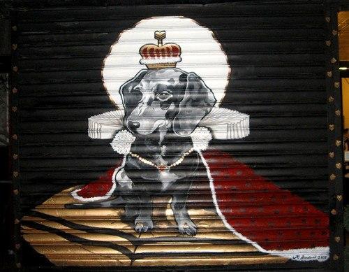 Love Brigade Mural