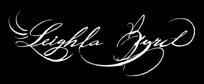 Leighla Byrd Logo Design