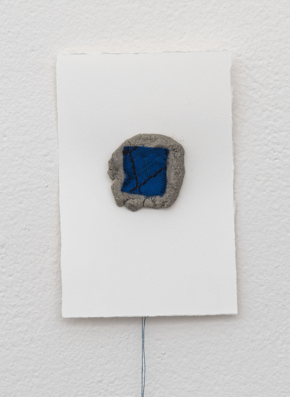 Blue Square, 2018