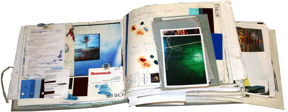 Notebook as Office Venice Biennale of Architecture, 2014
