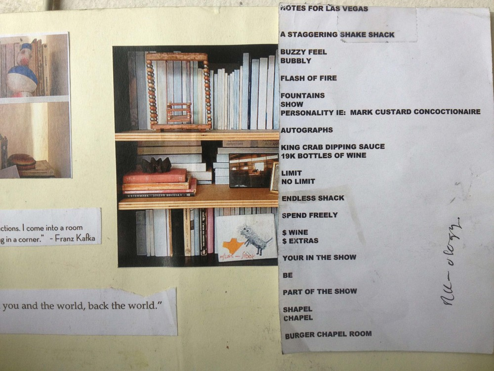 Shake Notes, 2011 -
