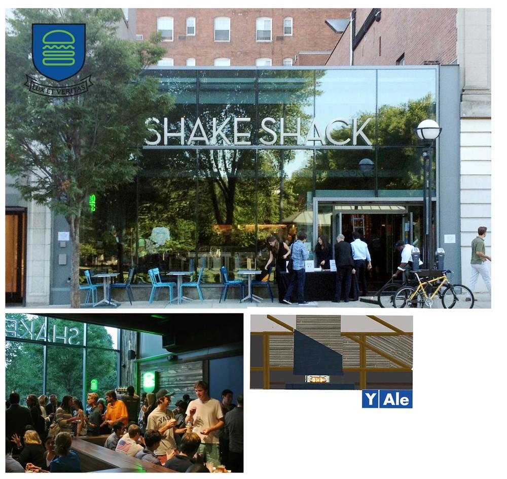 Shake shack sara stracey for Shake shack new haven