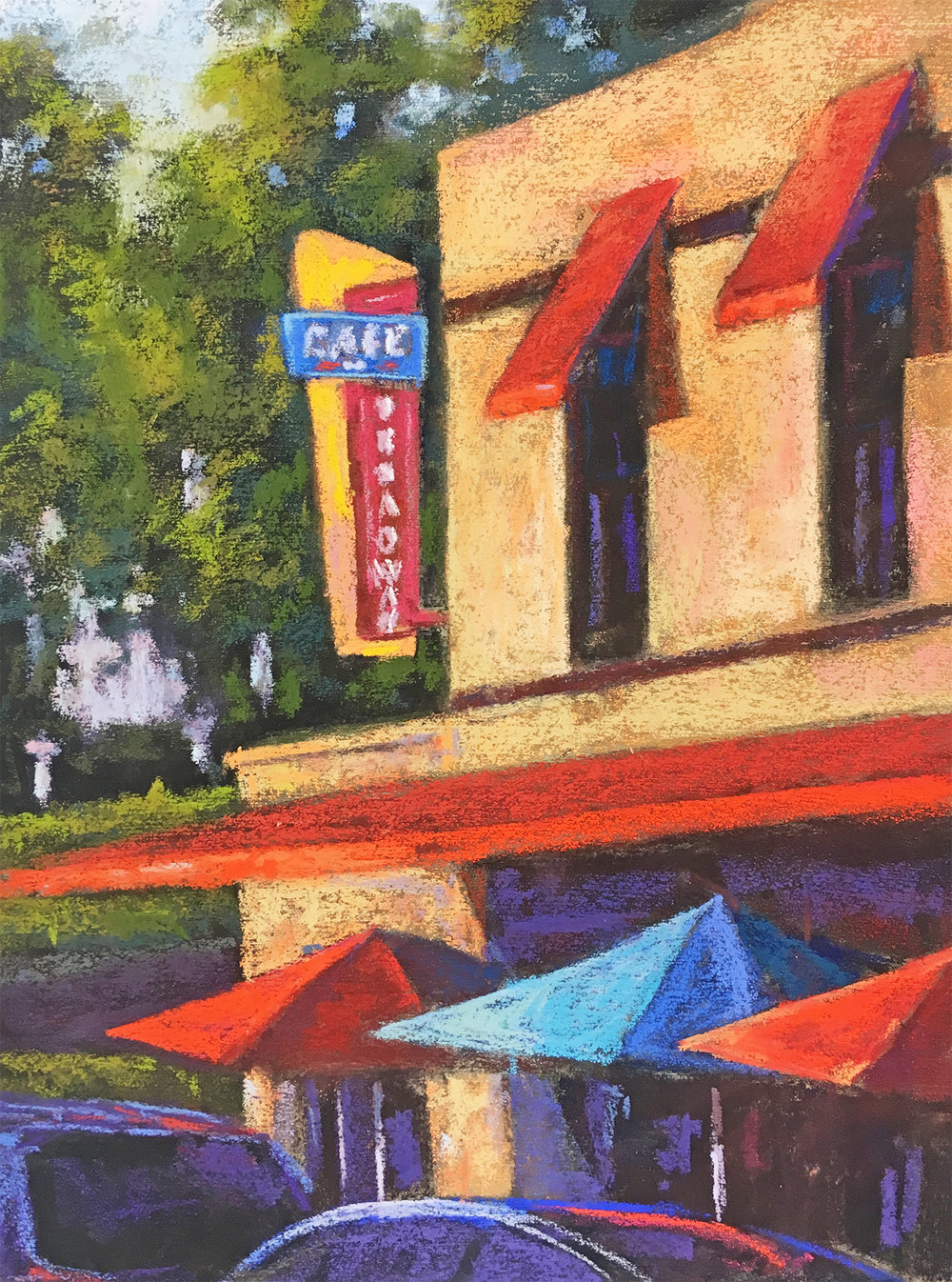 Cafe on Broadway