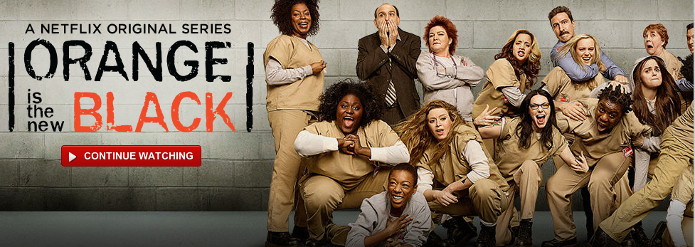 Co-Starring Role in Netflix's Orange is the New Black (TV ...