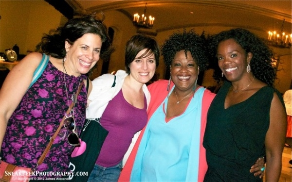 Jeri Slater, A Friend, Me and Roz