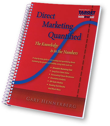 Direct Marketing Quantified Book