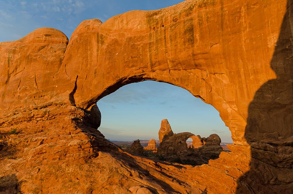 Turret Arch, Arches