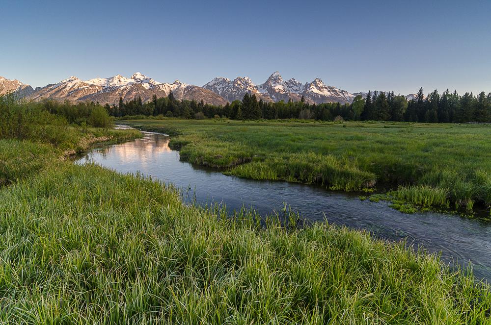 Blacktail Ponds, Grand Teton