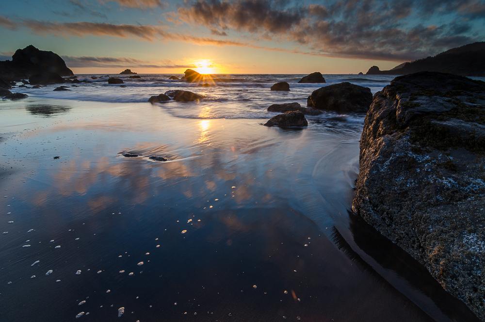 Redwood Beach, Redwood