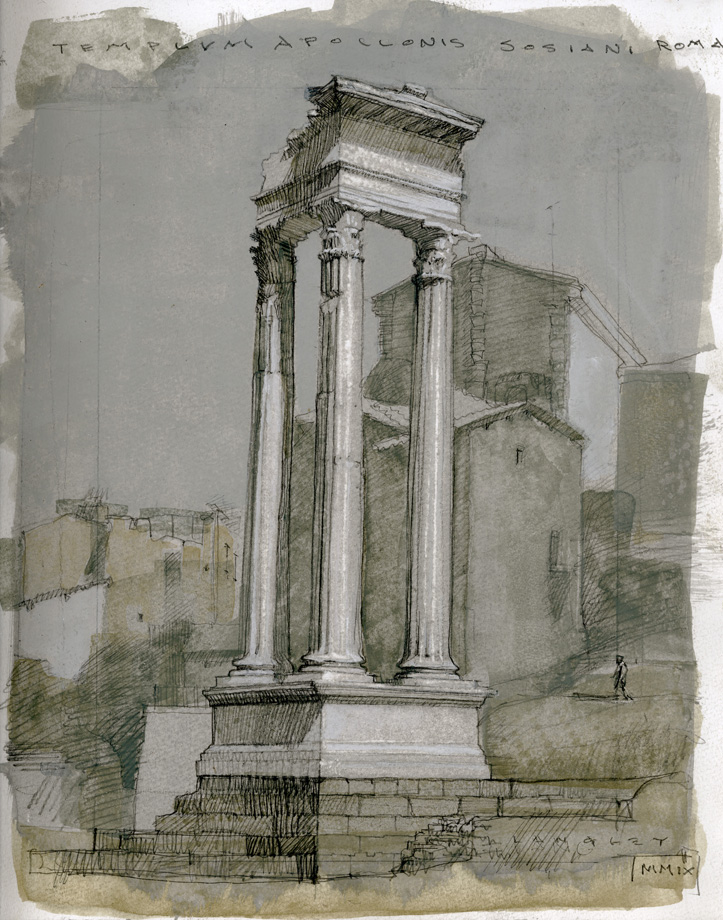 Templum Apollonis Sosiani