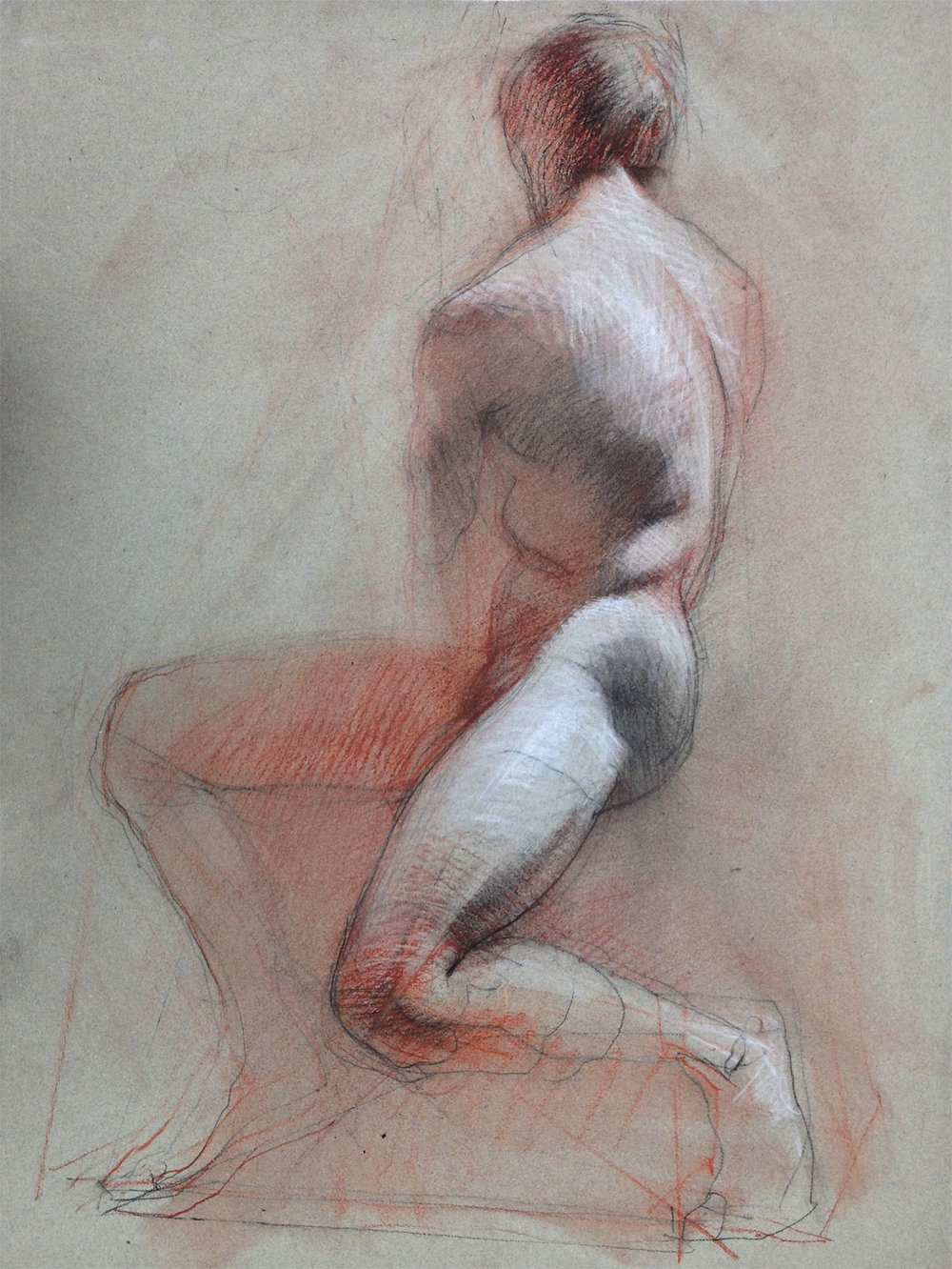 1 seated male nude 3colors chalk langley 2015.jpg