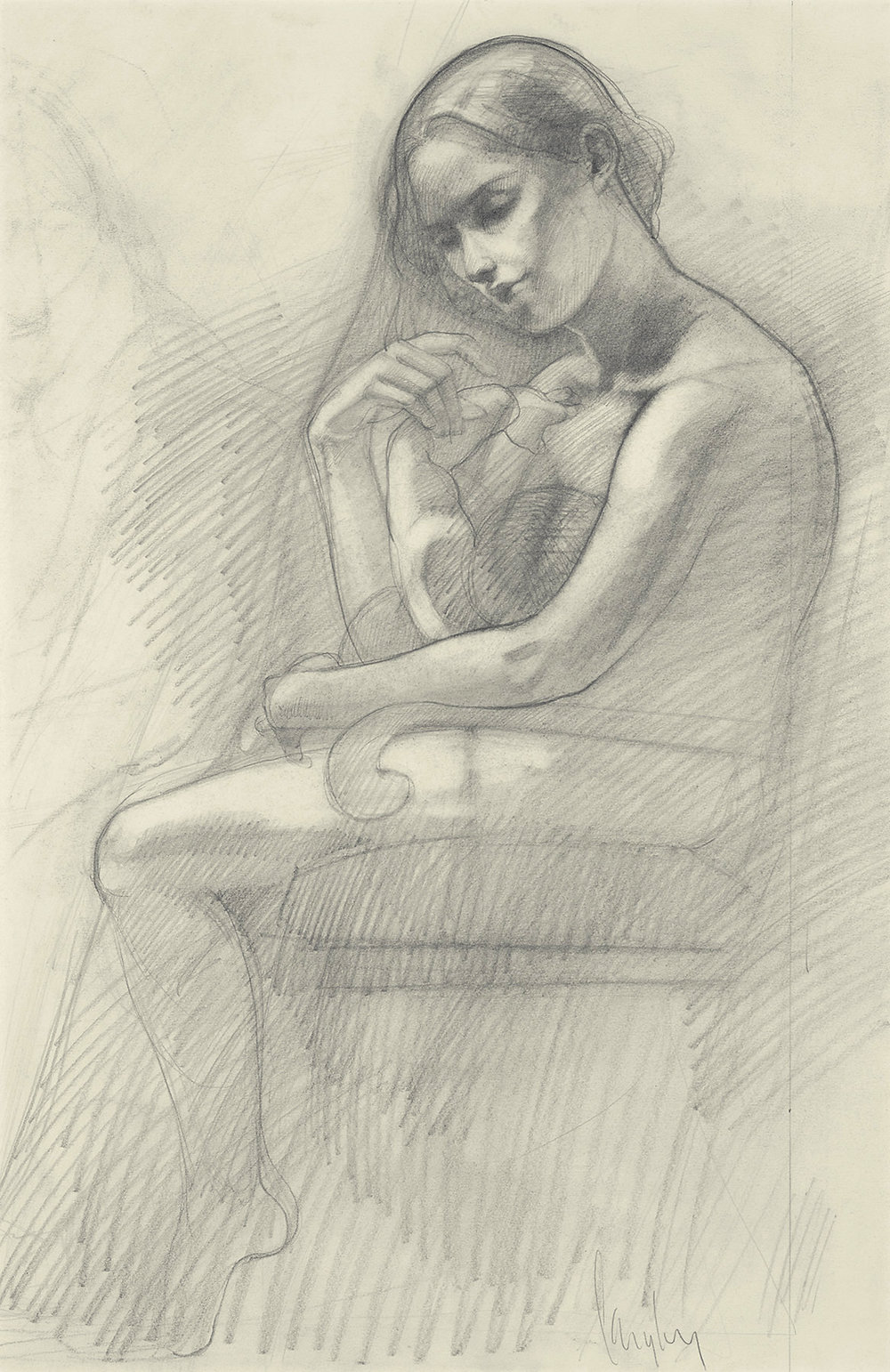 Langley nude study for madonna del latte.jpg