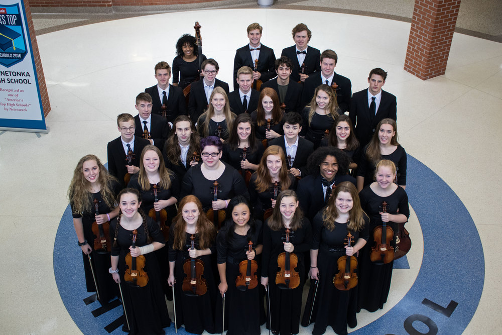 Concert Orchestra 2017-18