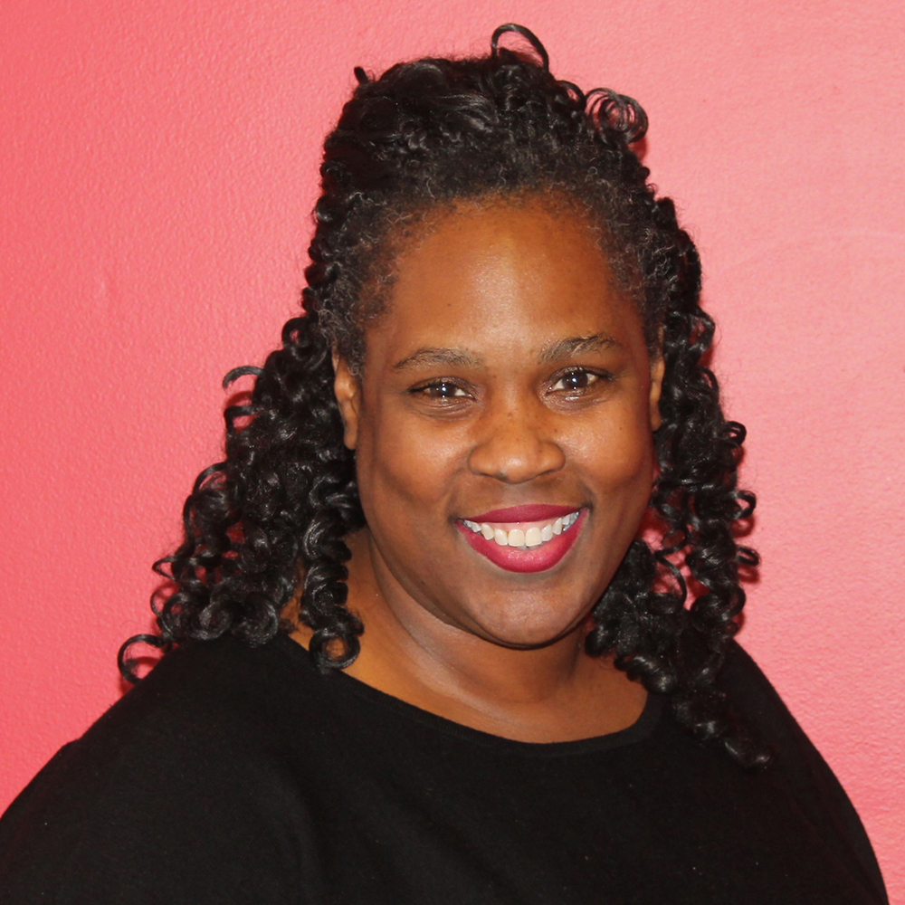 Center Director, Ms. Peaches Lott