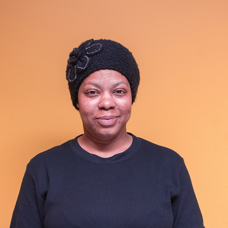 Yvonne Booker, Chef