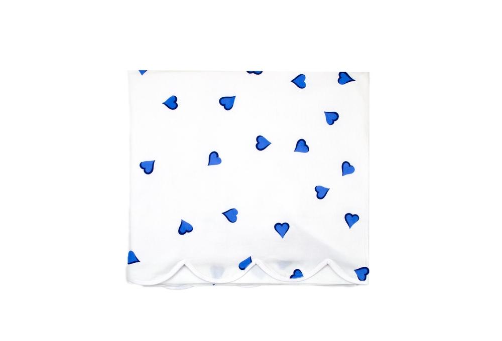 blue heart crib sheets scjpg