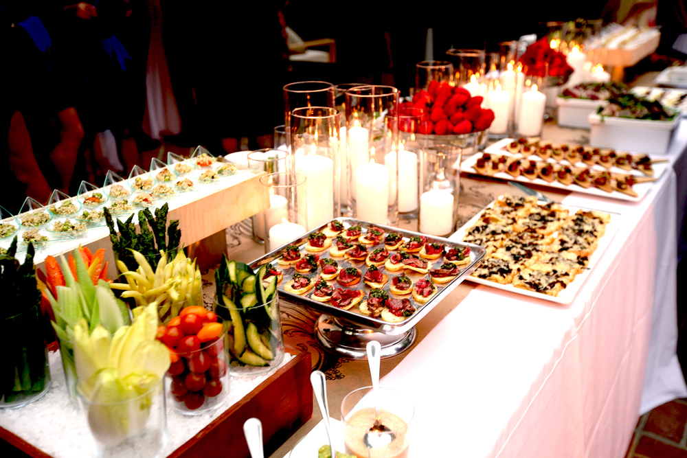 Gala Charity Event Love Catering Los Angeles Event