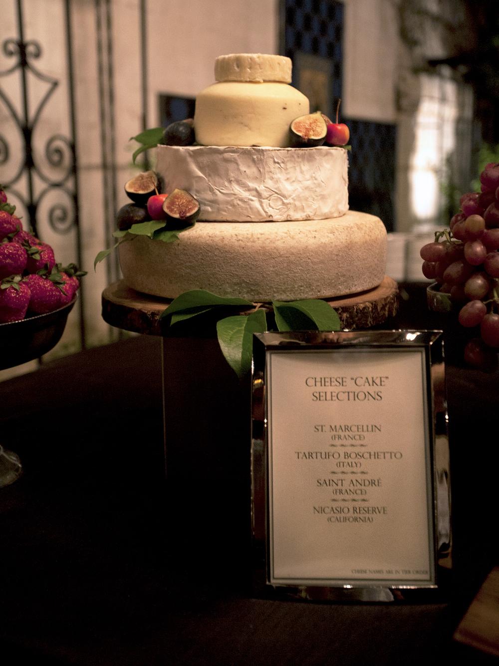 """Cheese """"Cake"""""""