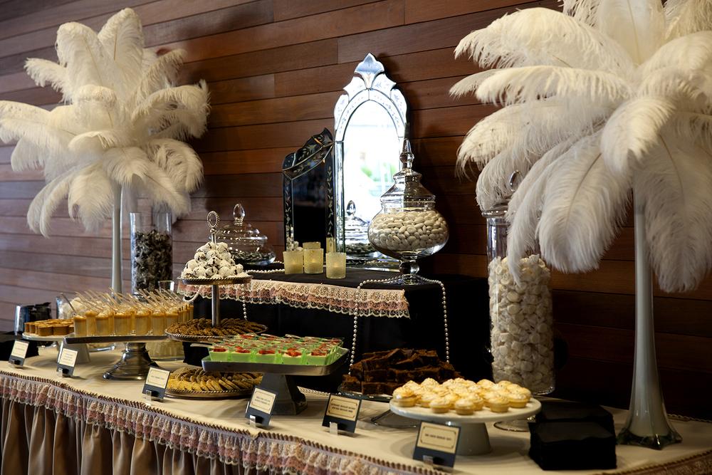 Boudoir Desserts