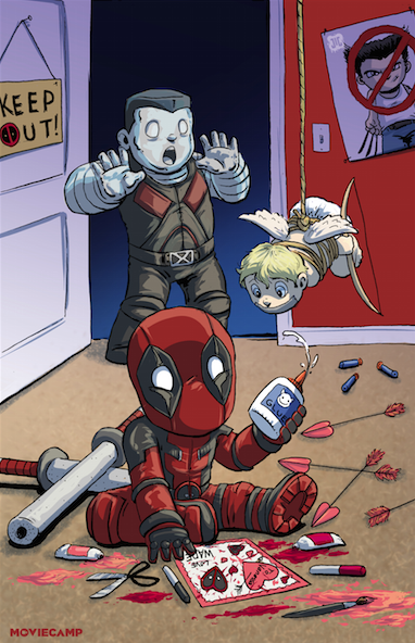 Jason Meents - Deadpool