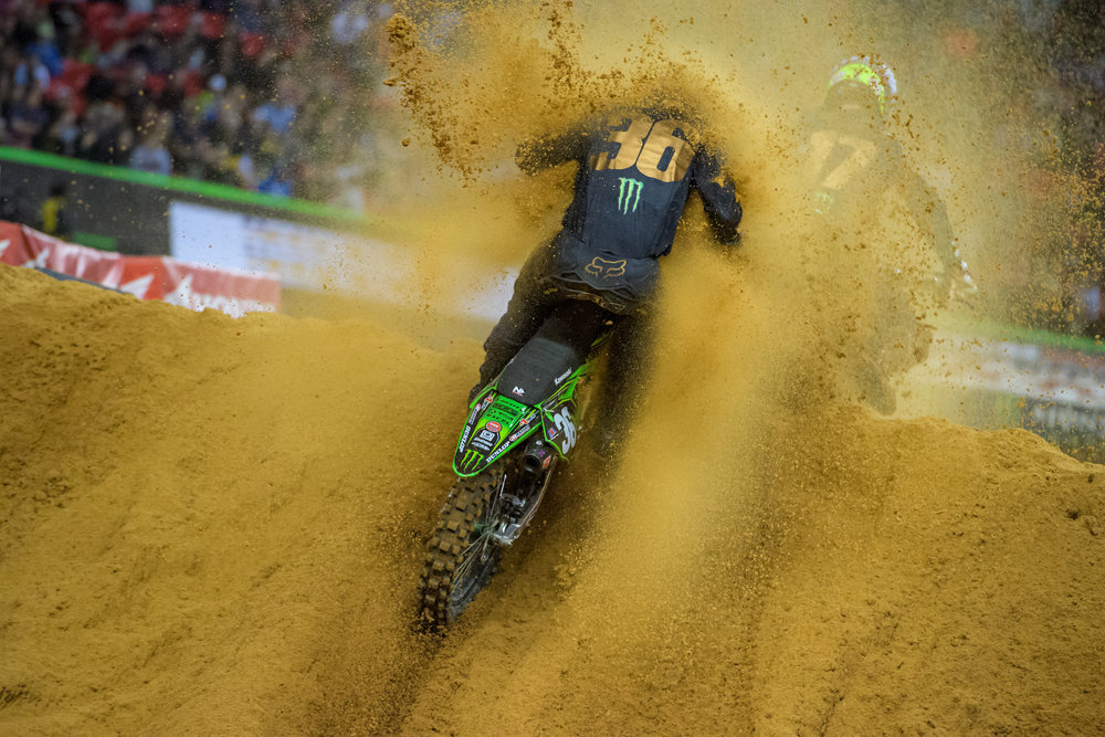 Adam Cianciarulo Roosted