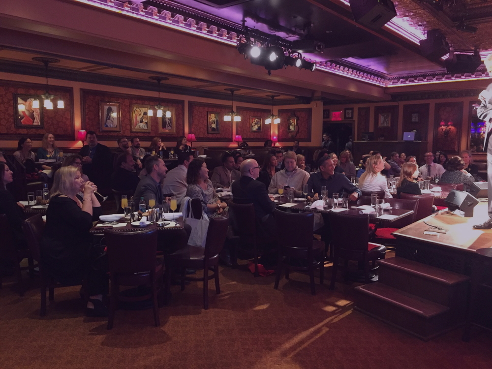 Corporate Panel Lunch  Our Famous Panel Discussions & Luncheon at Feinstein's 54 Below!   Panel Details
