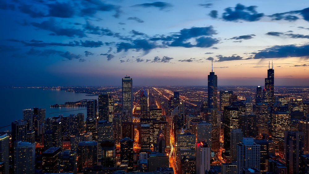 NEW! CHICAGO 2018  Welcoming our newest city! Thanks to all who participated June 26 & 27!