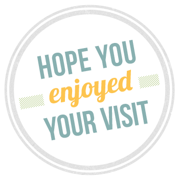 Hope you enjoyed your visit!