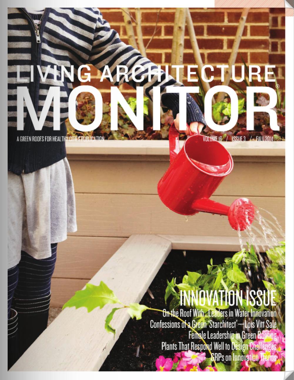 Living Architecture Monitor
