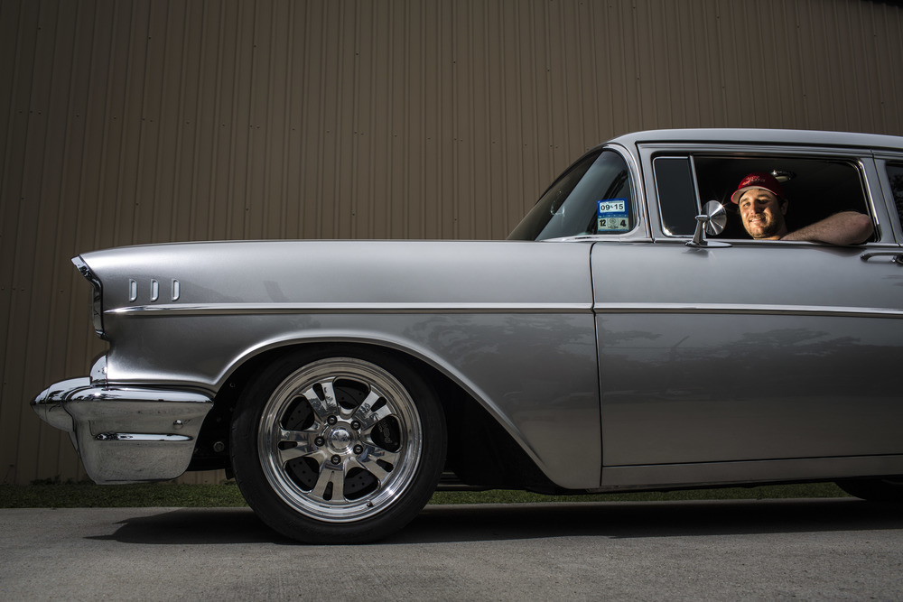 Mo\' Muscle Cars for The Wall Street Journal — Eric Kayne ...