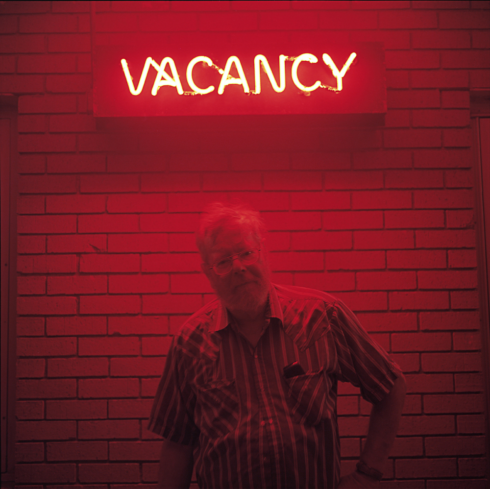Doc Holiday, motel manager, Albion, Nebraska
