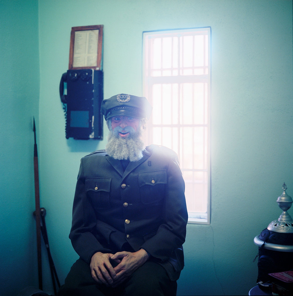 """Museum of Colorado Prisons, Cañon City, Colorado. The website compels visitors to """"unlock the past and experience the colorful history of prison life!"""""""