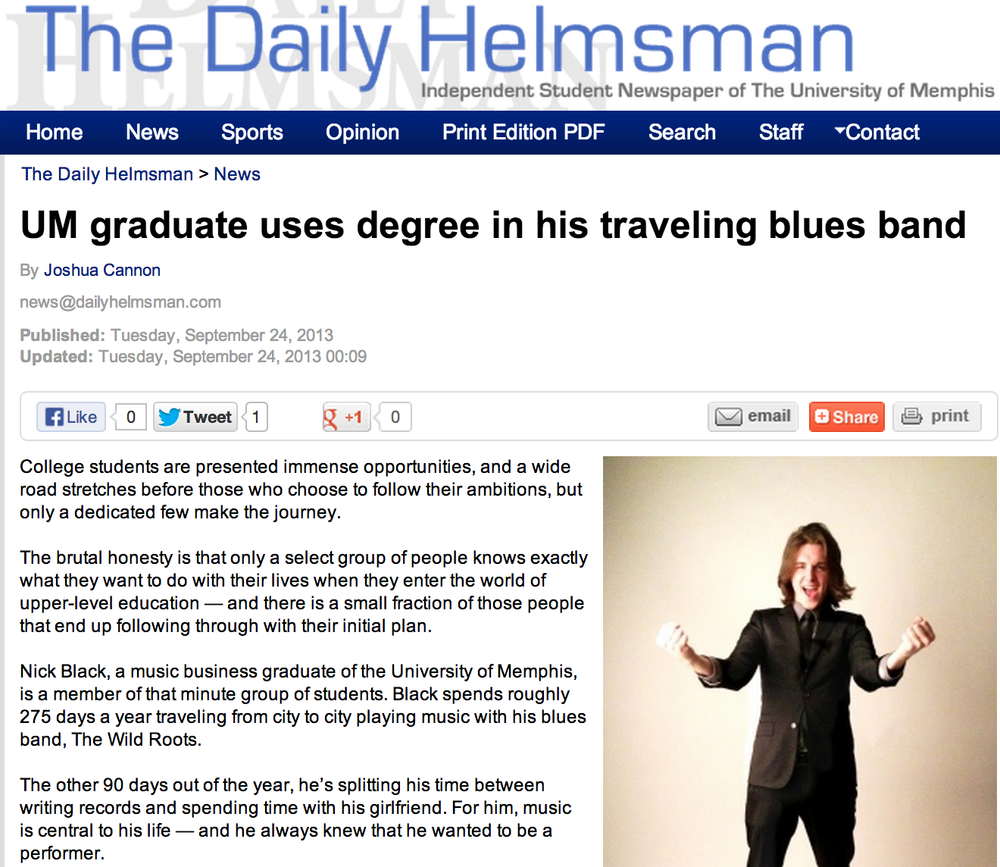 Nick Black Daily Helmsman University of Memphis.png