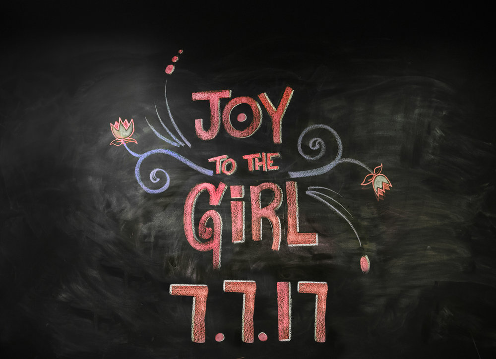 Joy to the Girl Nick Black