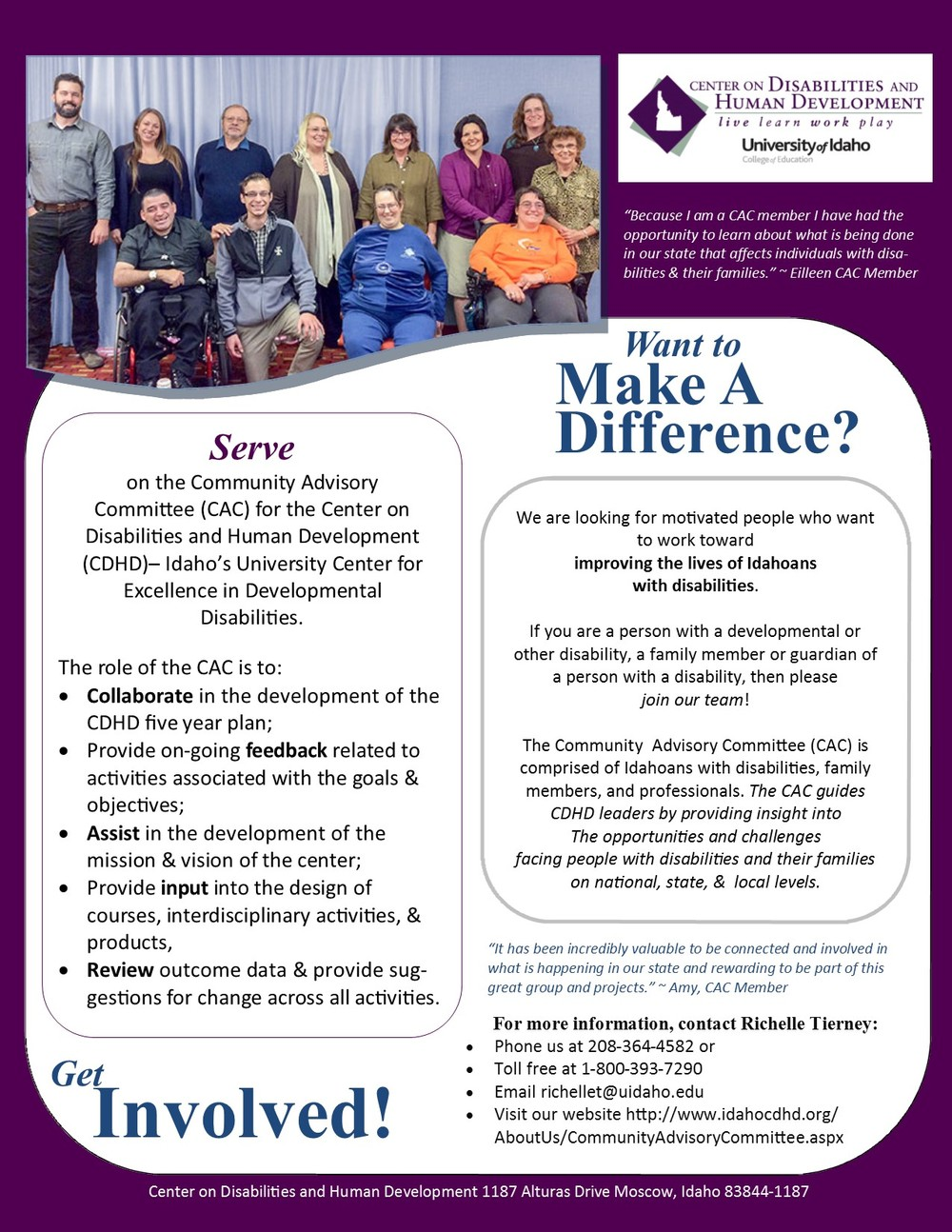 Want To Make A Difference Advocates For Inclusion