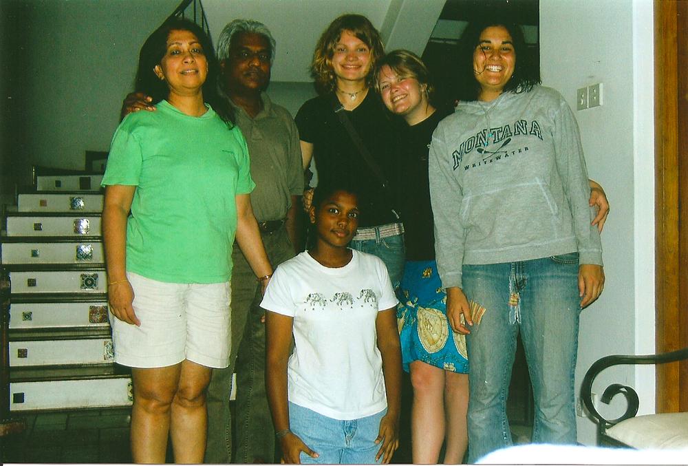 2005: Colombo, Sri Lanka
