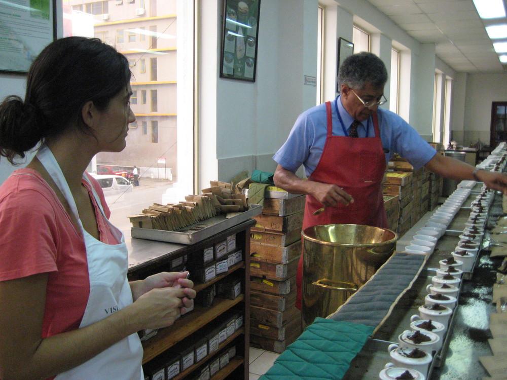 2009: Tea Tasting