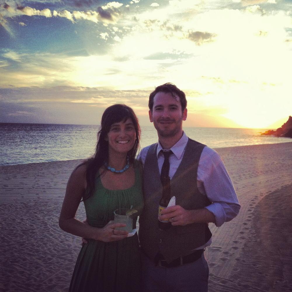 2012: Jasmine's Sister's Wedding in Mexico
