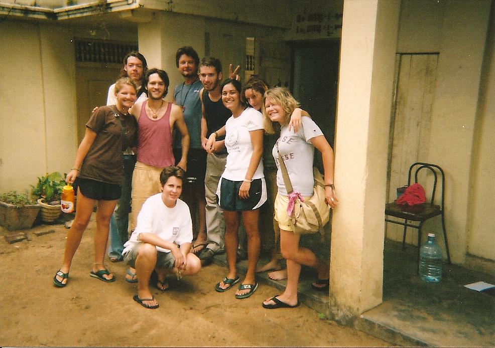2005: YMCA, Kallar Sri Lanka